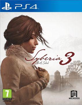 Immagine della copertina del gioco Syberia 3 per Playstation 4