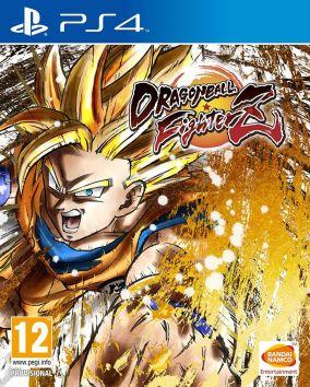 Immagine della copertina del gioco Dragon Ball FighterZ per Playstation 4
