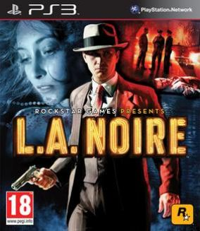 Copertina del gioco L.A. Noire per PlayStation 3