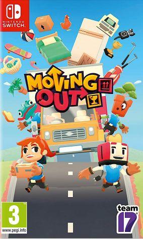 Copertina del gioco Moving Out per Nintendo Switch