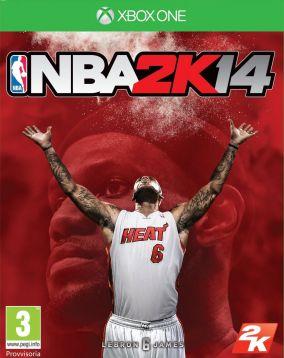 Copertina del gioco NBA 2K14 per Xbox One