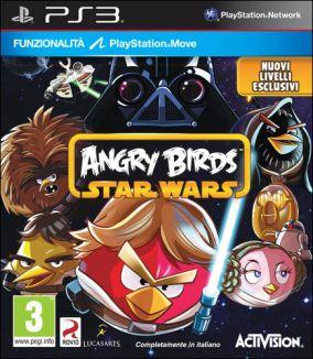 Copertina del gioco Angry Birds Star Wars per PlayStation 3