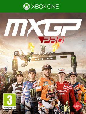 Copertina del gioco MXGP PRO: The Official Motocross Videogame per Xbox One