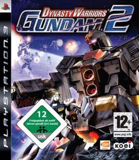 Copertina del gioco Dynasty Warriors: Gundam 2 per PlayStation 3