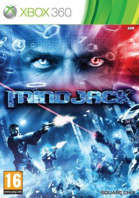 Copertina del gioco Mindjack per Xbox 360