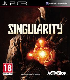 Immagine della copertina del gioco Singularity per PlayStation 3