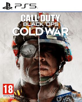 Copertina del gioco Call of Duty: Black Ops Cold War per PlayStation 5