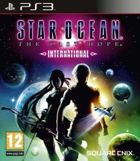 Immagine della copertina del gioco Star Ocean: The Last Hope per Playstation 3