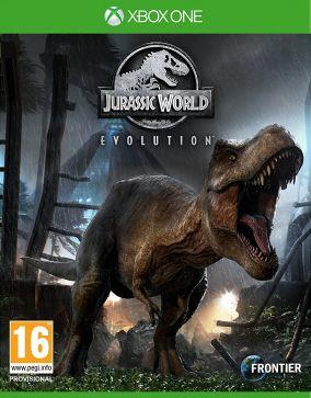 Immagine della copertina del gioco Jurassic World: Evolution per Xbox One