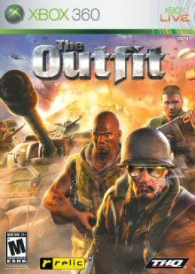 Copertina del gioco The Outfit per Xbox 360