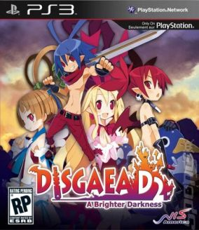 Immagine della copertina del gioco Disgaea D2: A Brighter Darkness per PlayStation 3