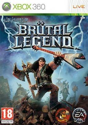 Copertina del gioco Brutal Legend per Xbox 360