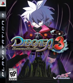 Copertina del gioco Disgaea 3 Absence of Justice per PlayStation 3