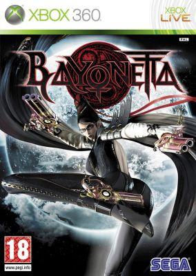Copertina del gioco Bayonetta per Xbox 360