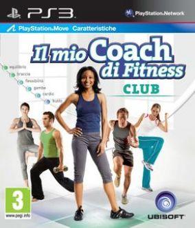 Copertina del gioco Il mio Coach di Fitness Club per PlayStation 3