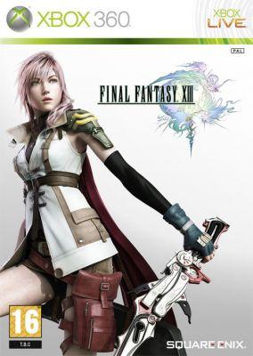 Copertina del gioco Final Fantasy XIII per Xbox 360