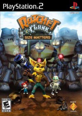 Copertina del gioco Ratchet & Clank: Size Matters per PlayStation 2