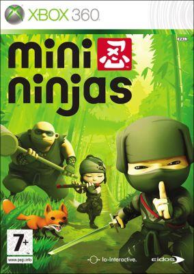 Copertina del gioco Mini Ninjas per Xbox 360