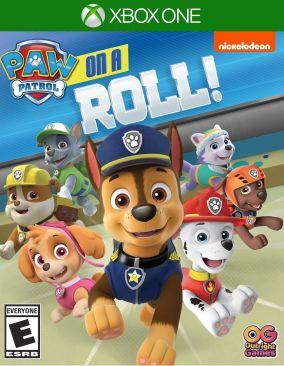 Copertina del gioco PAW Patrol: Al Lavoro per Xbox One