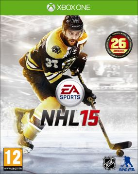 Copertina del gioco NHL 15 per Xbox One