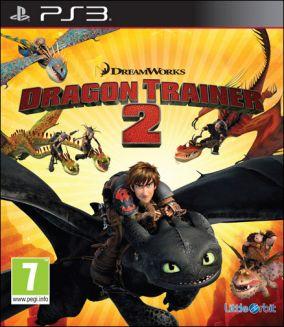 Copertina del gioco Dragon Trainer 2 per PlayStation 3