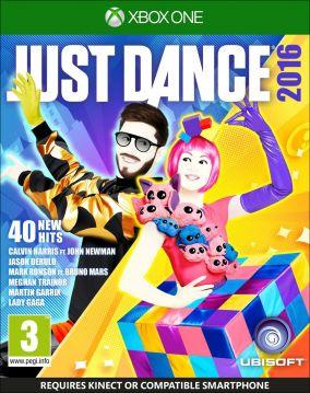 Immagine della copertina del gioco Just Dance 2016 per Xbox One