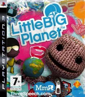 Copertina del gioco LittleBigPlanet per PlayStation 3