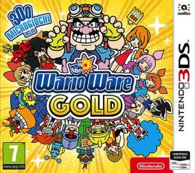 Immagine della copertina del gioco WarioWare Gold per Nintendo 3DS
