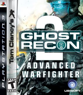 Copertina del gioco Ghost Recon Advanced Warfighter 2 per PlayStation 3