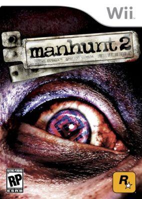 Immagine della copertina del gioco Manhunt 2 per Nintendo Wii