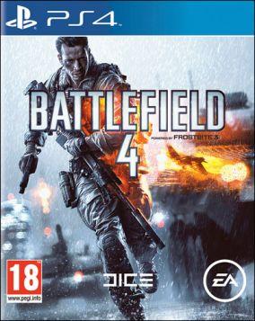 Immagine della copertina del gioco Battlefield 4 per PlayStation 4