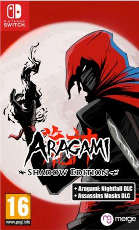 Copertina del gioco Aragami: Shadow Edition per Nintendo Switch