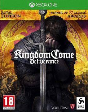 Copertina del gioco Kingdom Come: Deliverance Royal Edition per Xbox One