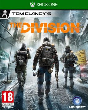 Copertina del gioco Tom Clancy's The Division per Xbox One