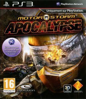 Copertina del gioco MotorStorm Apocalypse per PlayStation 3