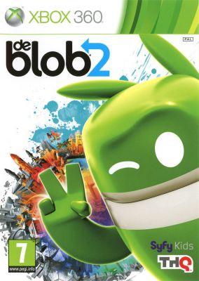 Immagine della copertina del gioco de Blob 2 per Xbox 360