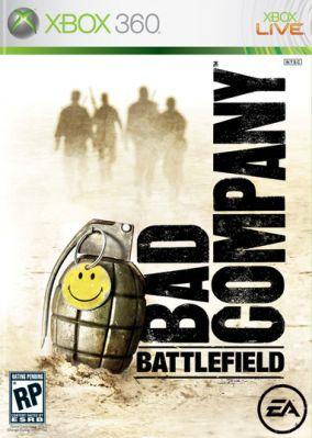 Copertina del gioco Battlefield: Bad Company per Xbox 360