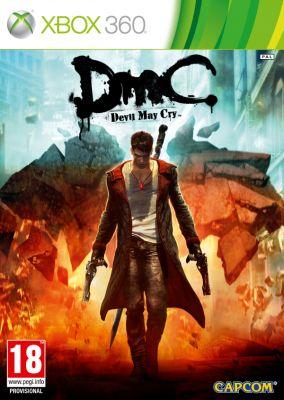Immagine della copertina del gioco DmC Devil May Cry per Xbox 360