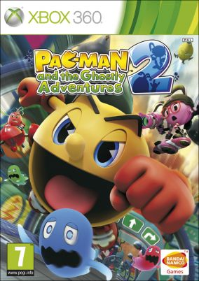 Immagine della copertina del gioco PAC-MAN e le Avventure Mostruose 2 per Xbox 360