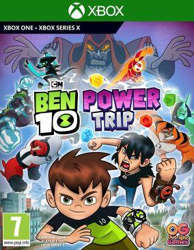 Copertina del gioco Ben 10: Power Trip per Xbox One