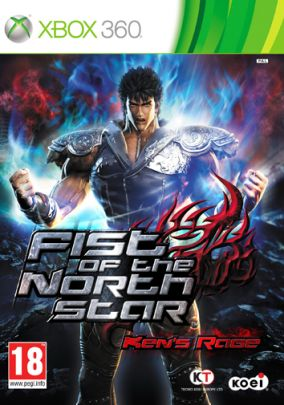 Immagine della copertina del gioco Fist of the North Star: Ken's Rage per Xbox 360