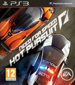 Copertina del gioco Need for Speed: Hot Pursuit per PlayStation 3