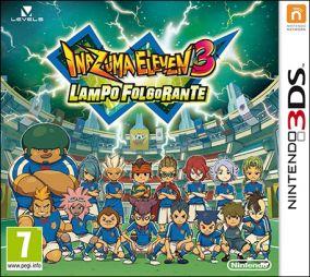 Immagine della copertina del gioco Inazuma Eleven 3: Lampo folgorante per Nintendo 3DS