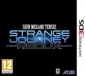 Copertina del gioco Shin Megami Tensei: Strange Journey Redux per Nintendo 3DS