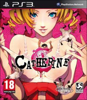 Immagine della copertina del gioco Catherine per PlayStation 3