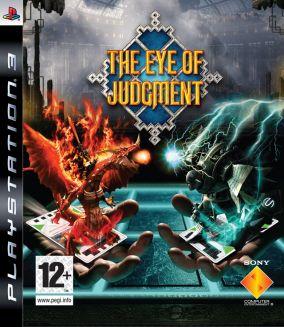 Copertina del gioco Eye of Judgement per PlayStation 3