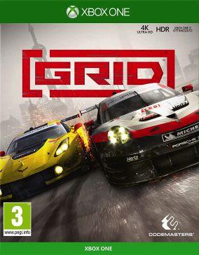 Copertina del gioco GRID per Xbox One