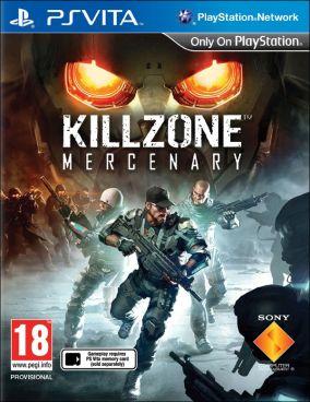 Immagine della copertina del gioco Killzone Mercenary per PSVITA