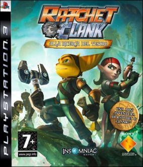 Copertina del gioco Ratchet & Clank: Alla Ricerca del Tesoro per PlayStation 3