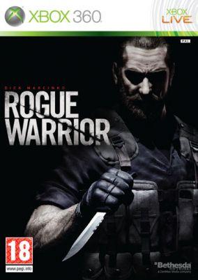 Copertina del gioco Rogue Warrior per Xbox 360